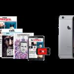 iPhone SE vanaf 79 EUR met De Morgen